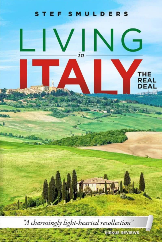 Book Cover: Living in Italy - The Real Deal