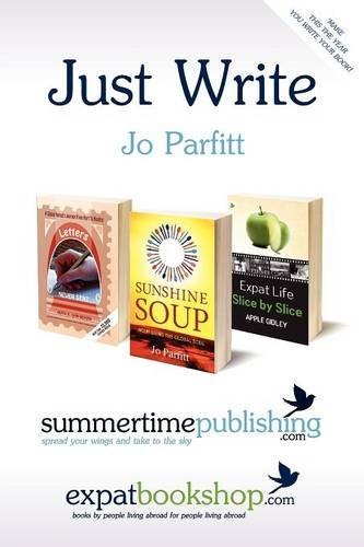 Book Cover: Just Write