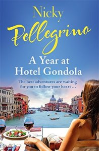 Book Cover: A Year at Hotel Gondola