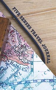 Book Cover: Five Senses Travel Journal