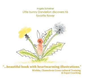 Little Bunny Dandelion's Favourite Flower