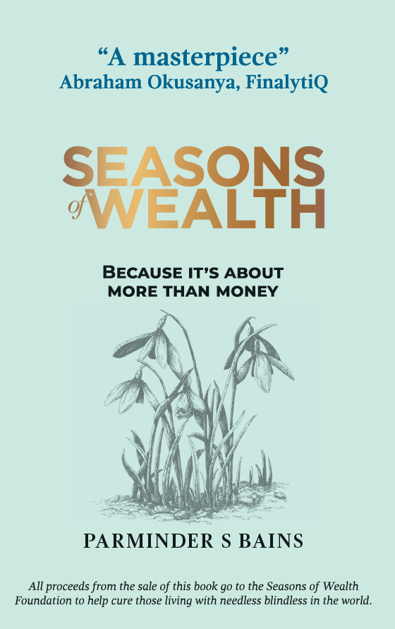 Book Cover: Seasons of Wealth