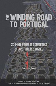 Book Cover: The Winding Road to Portugal