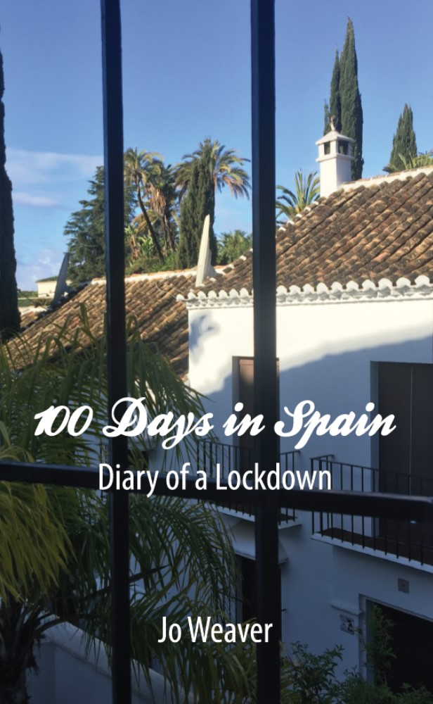 Book Cover: 100 Days in Spain