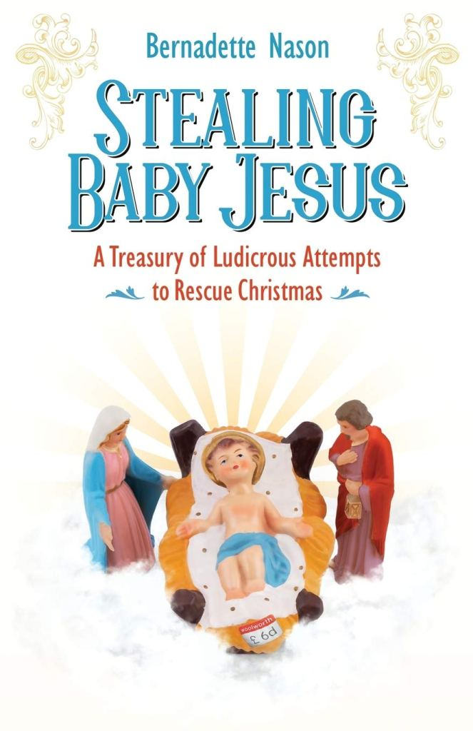 Book Cover: Stealing Baby Jesus