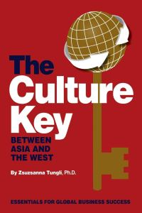 Book Cover: The Culture Key Between Asia and the West