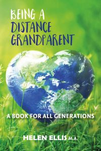 Book Cover: Being A Distance Grandparent