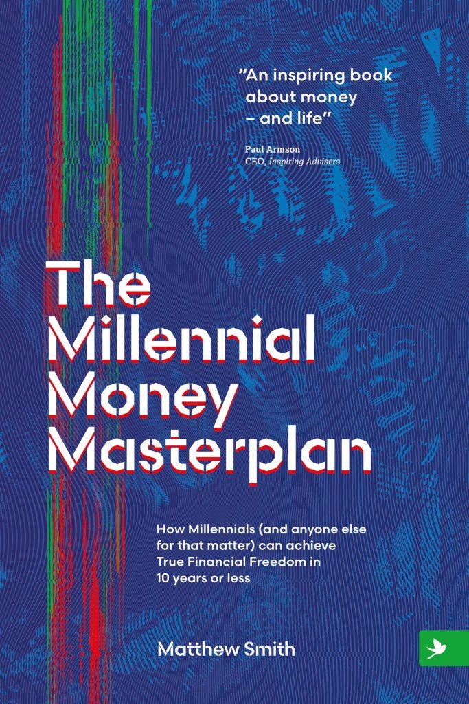 Book Cover: The Millennial Money Masterplan