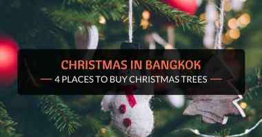 buy christmas tree bangkok