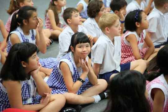 bangkok patana students