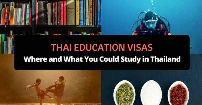 Thai Education Visas_ Where and What You Could Study in Thailand