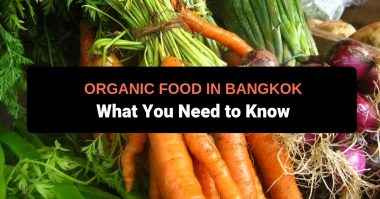 organic food in bangkok