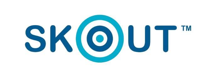The Skout dating app logo.