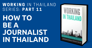 working in thailand journalist