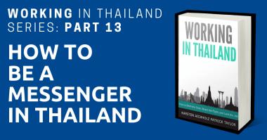 working in thailand messenger