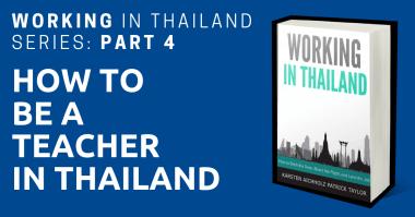 working in thailand teacher