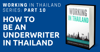 working in thailand underwriter