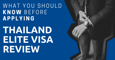 Thailand Elite Visa Review: What You Should Know Before Applying
