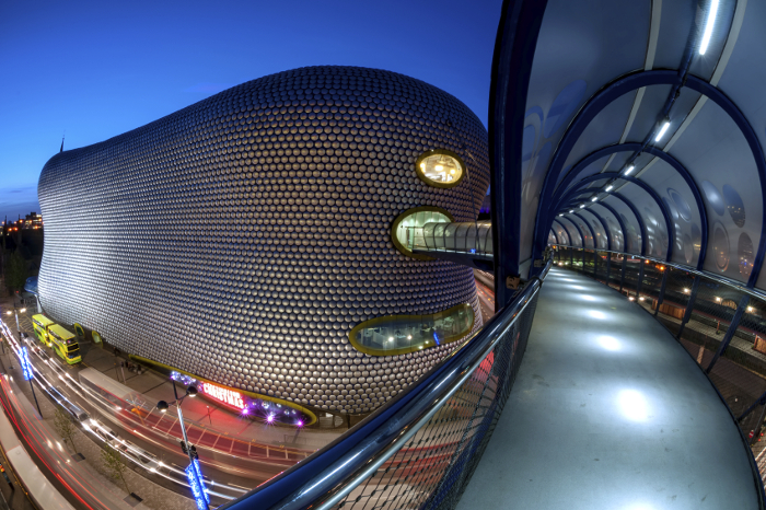 Birmingham modern art building