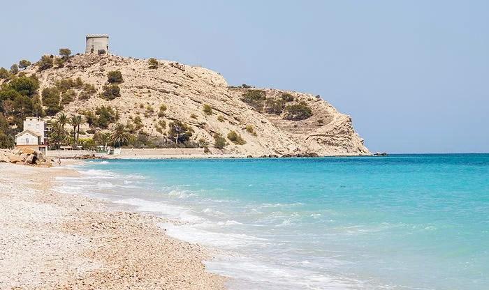 Top 10 Murcia beaches: Playa de Paraíso