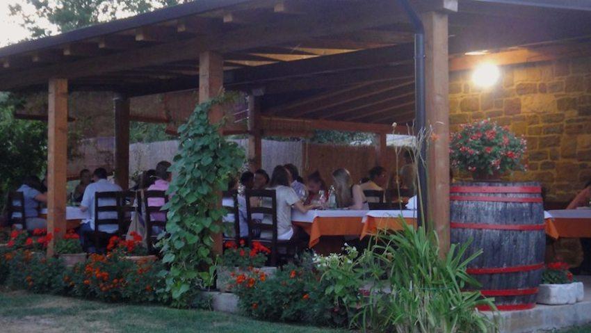 Stari Podrum restaurant in Istria