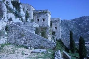 Visit Klis Fortress set of Game of Thrones