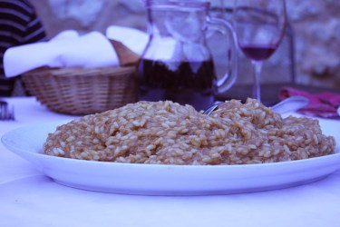 The 12-hour Risotto of Skradin