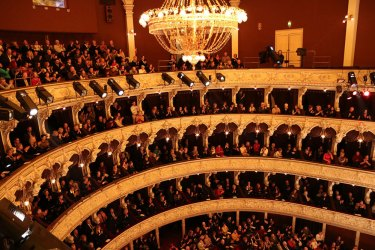 Croatian National Theater: HNK Zajc in Rijeka