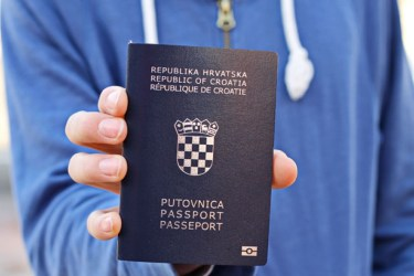 How to apply for a Croatian passport