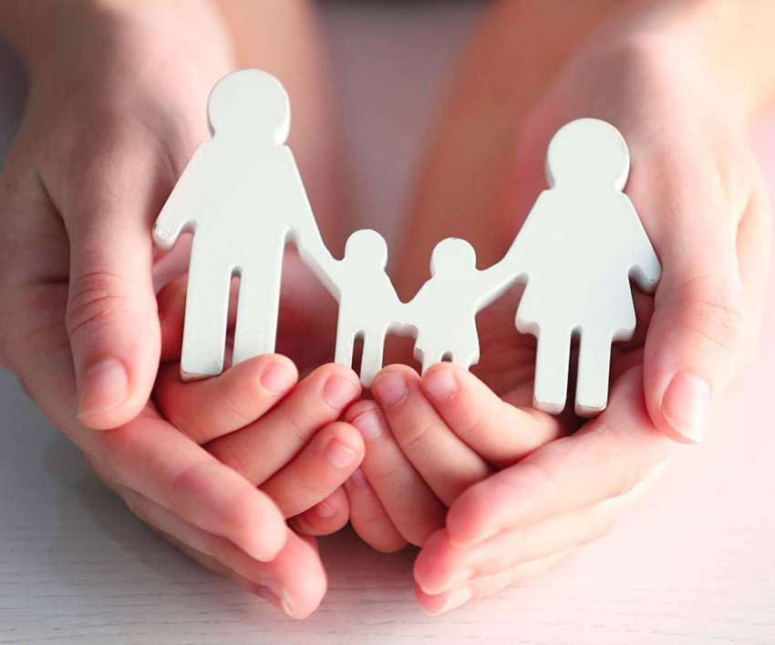 Connecting families through adoption