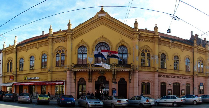 HNK Osijek - Croatian National Theater