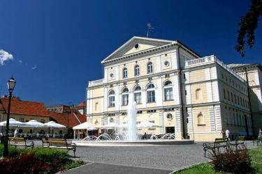 Croatian National Theater: HNK Varaždin