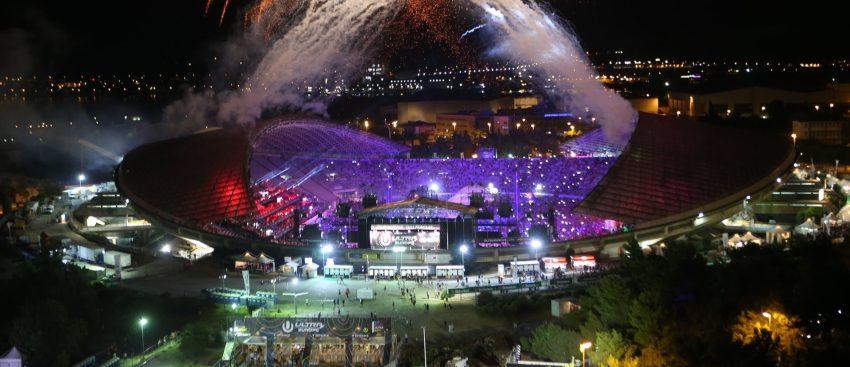 Selling drugs at Croatia music festivals