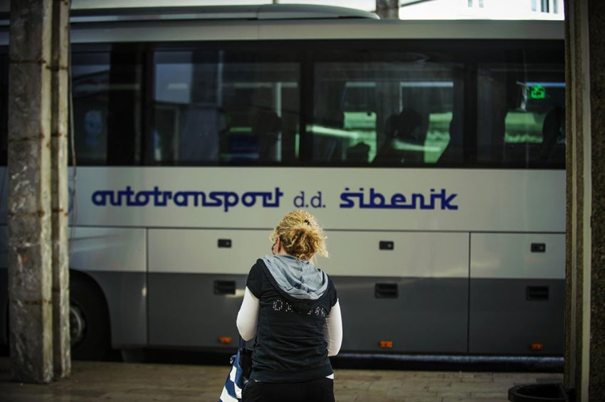 Autotransport Sibenik bus