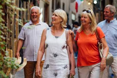 What are retirees looking for in Croatia?