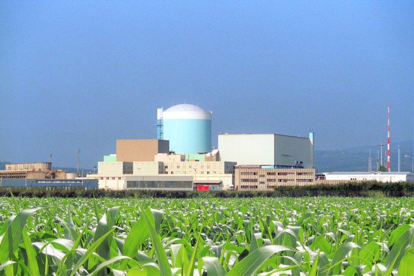 Krško nuclear power plant
