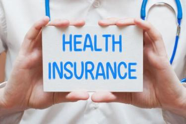 What does state health insurance through HZZO cost?