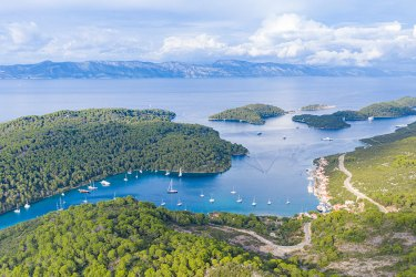 Visiting Mljet National Park