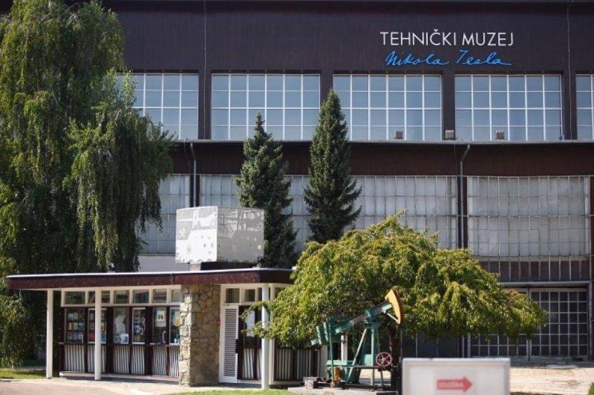 Planetarij Tehničkog muzeja Nikola Tesla - Technical Museum in Zagreb
