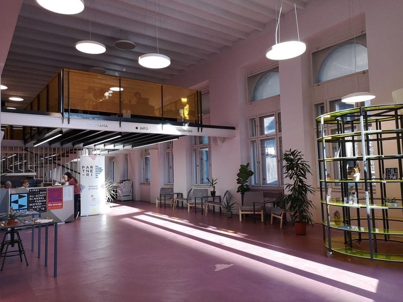 RiHub Rijeka Coworking Space
