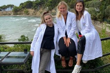 Crushing it in Croatia: Alexandra and her many MUP miscommunications