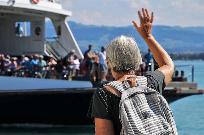 Saying bye in Croatian