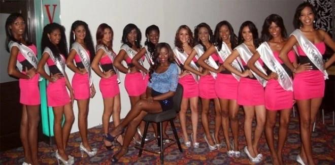 Miss Colon Panama Competition