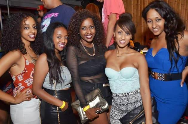 Beautiful Eritrea Women