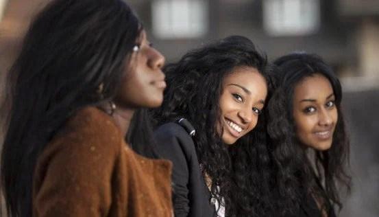 Beautiful Kenyan College Girls