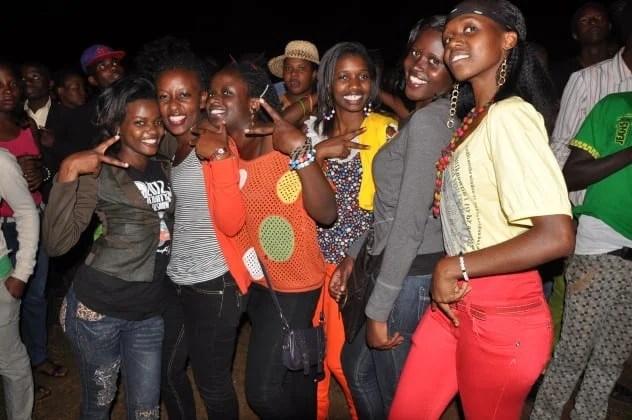 Beautiful Uganda Girls