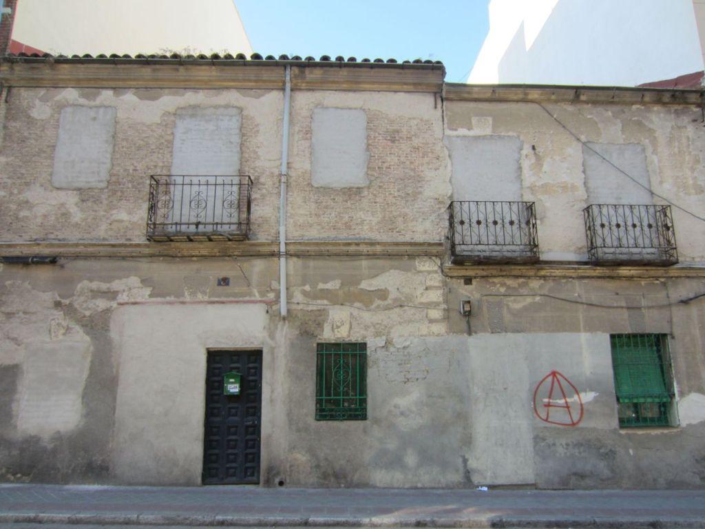 casa abandonada nueva numancia madrid