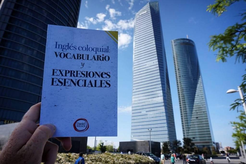 self-publishing inglés coloquial vocabulario y expresiones