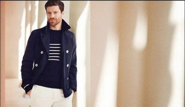 xabi alonso's seductive red stubble