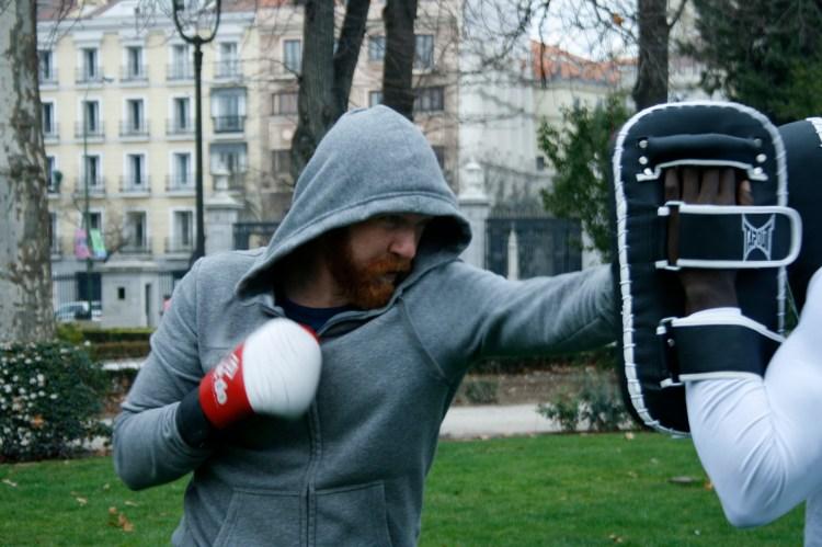 boxing classes in retiro saturday mornings